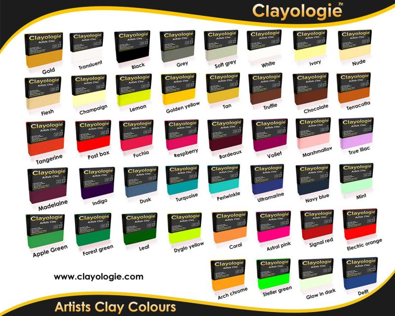Crafters clay