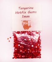 Tangerine HotFix gem (1mm)